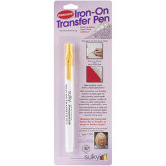 Sulky Iron-On Transfer Pen Yellow