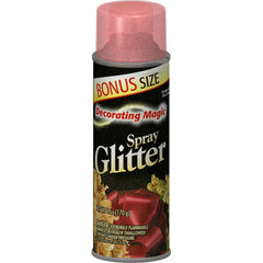 Chase - Decorating Magic Spray - Red Glitter