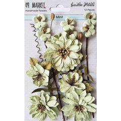 49 and Market Garden Petals 12 pack - Mint