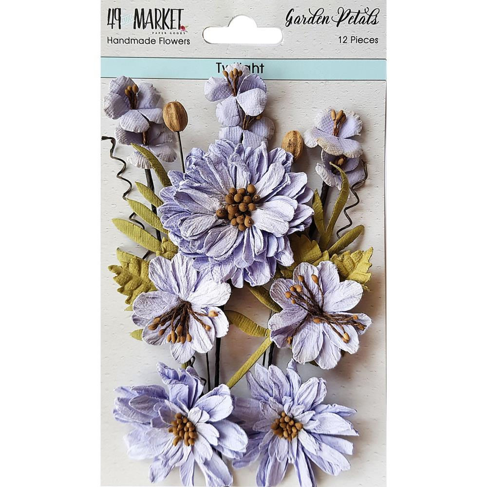 49 and Market Garden Petals 12 pack - Twilight
