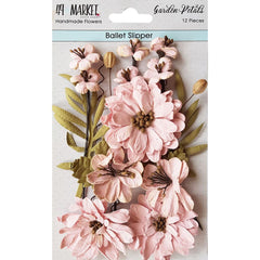 49 and Market Garden Petals 12 pack - Ballet Slipper