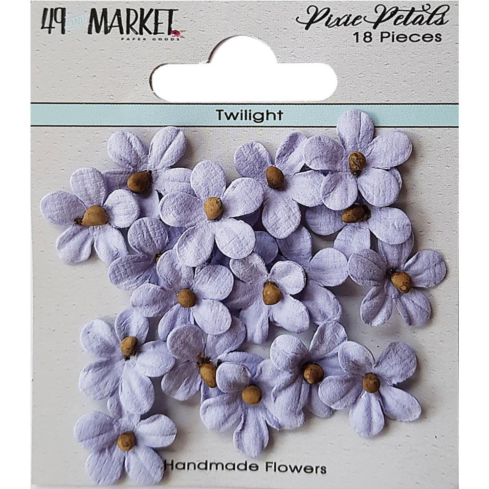 49 and Market Pixie Petals 18 pack - Twilight