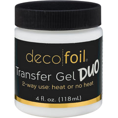 Thermoweb Deco Foil Transfer Gel DUO 4Fl Oz