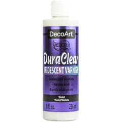 DecoArt - Americana DuraClear Varnish 8oz - Iridescent Violet