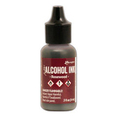 Tim Holtz Alcohol Ink .5oz - Rosewood