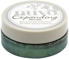 Nuvo Expanding Mousse - Cactus Green