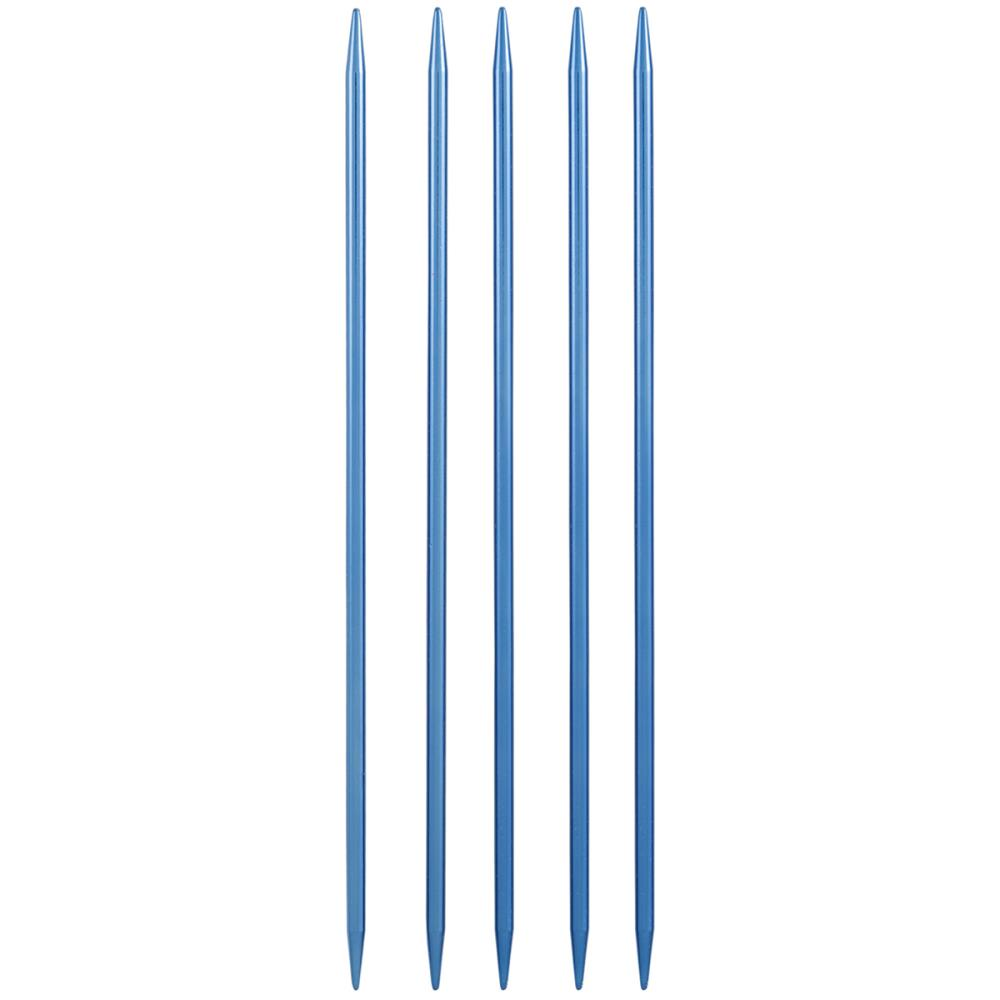 Boye Double Point aluminium Knitting Needles 7in long Size 5/3.75mm