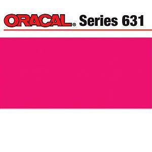 Copy of Oracal 631 Matte Adhesive Vinyl 12In. X24in.  Sheet - Pink