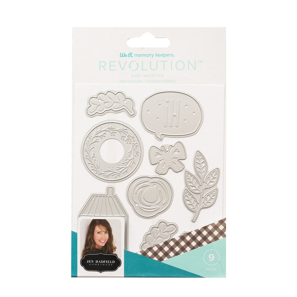 Sizzix Thinlits Dies 7 pack By Tim Holtz Stitched Rectangles