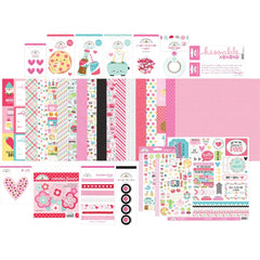 Doodlebug Value Bundle - My Punny Valentine