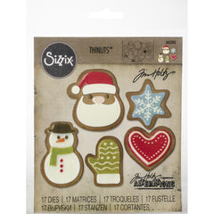 Sizzix - Sidekick Side-Order Set By Tim Holtz - Fresh Baked #1