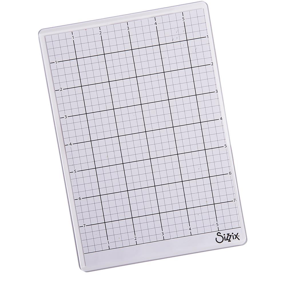 Sizzix - Big Shot Sticky Grid 6inch X8.5inch