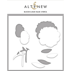 Altenew - Bloom & Bud Mask Stencil
