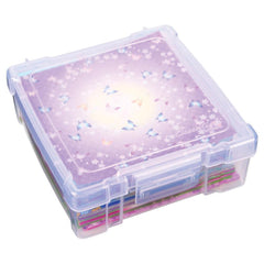 ArtBin - Essentials Box 6 inch X6 inch - Translucent
