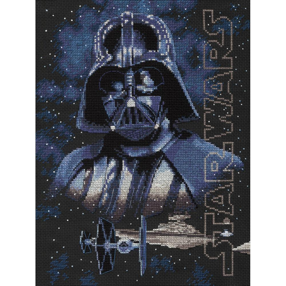 Dimensions Star Wars Counted cross-stitch Kit 9in x 12in - Darth Vader (14 counts)