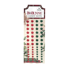 Bo Bunny - Christmas Treasures - Enamel Dots