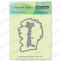 Penny Black Creative Dies - Peekaboo Cut Out