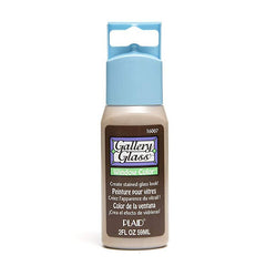 Gallery Glass Window Colour 2oz Cocoa Brown