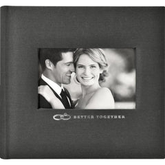 MBI 2-Up Photo Album 9.5inch X8.5inch Better Together