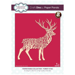 Creative Expressions Craft Dies By Paper Panda - Forest Stag