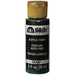 FolkArt Acrylic Paint 2oz - Green Forest