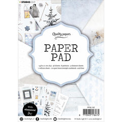Studio Light 170gsm Paper Pad A5 36 pack  - NR. 152