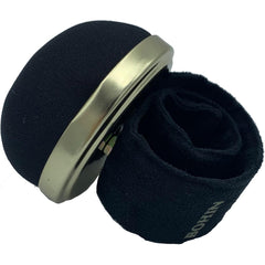 Bohin Flexible Slap Bracelet Pin Cushion - Black
