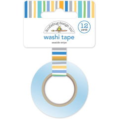 Doodlebug Washi Tape 15mmX12yd - Seaside