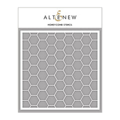 Altenew - Honeycomb Stencil
