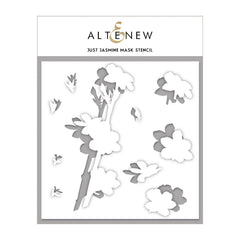 Altenew Just Jasmine Mask Stencil