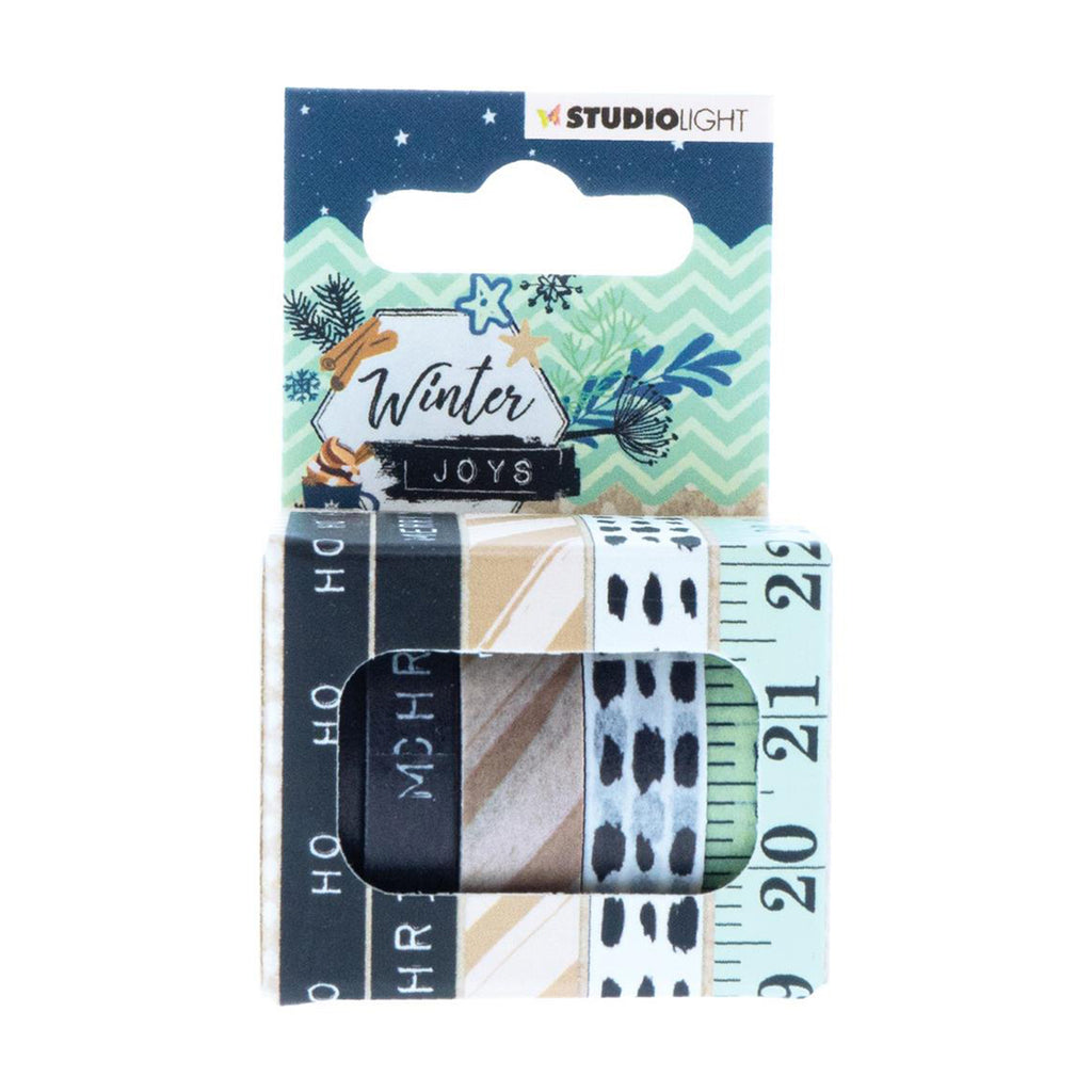 Studio Light Winter Joys Washi Tape NR. 06