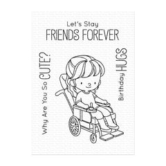 My Favorite Things Stamps - BB Friends Forever
