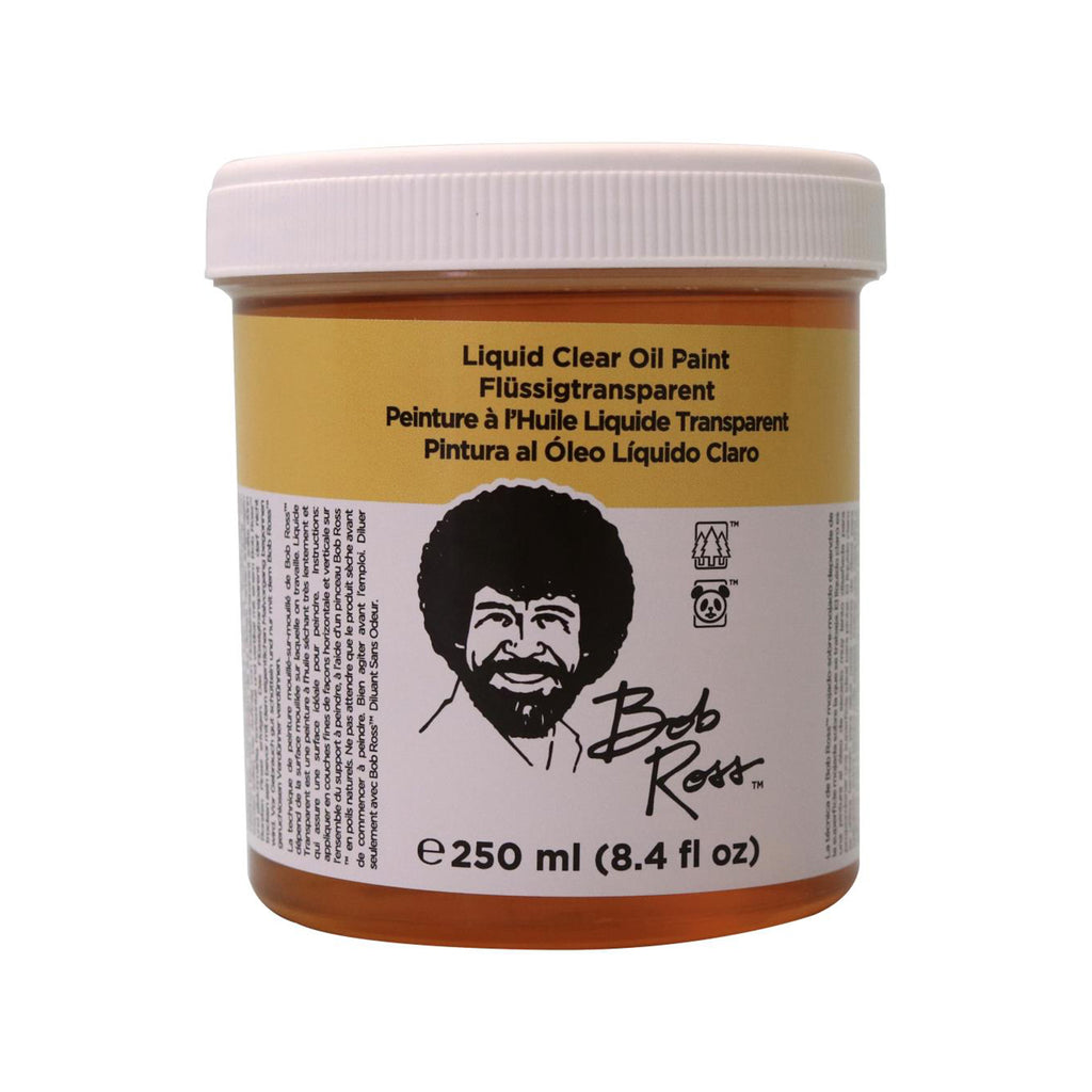 Bob Ross - Liquid Clear 250ml