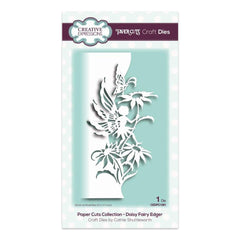 Creative Expressions-Paper Cuts Collection-Daisy Fairy Edger Craft Die
