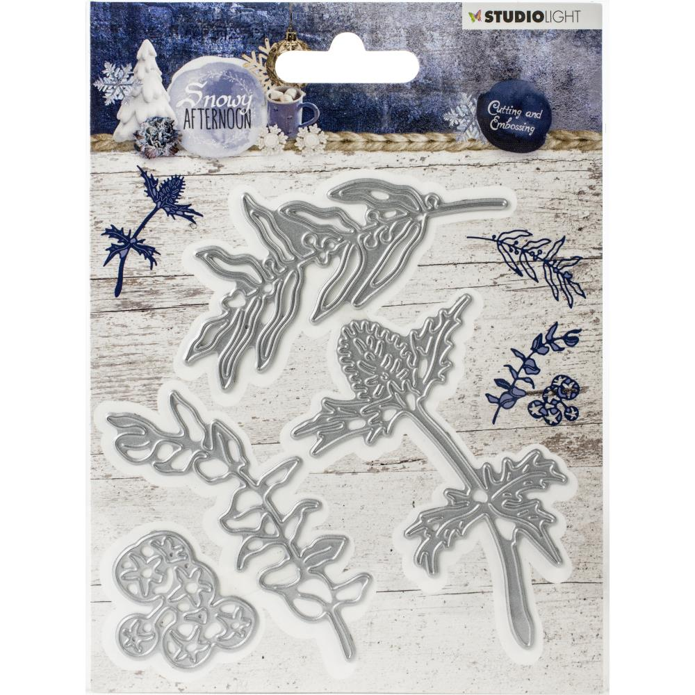 Studio Light - Snowy Afternoon Cutting & Embossing Die NR. 217