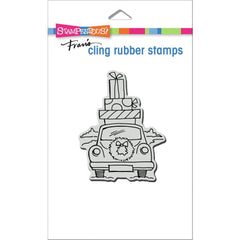 Stampendous Cling Stamp - Holiday Haul