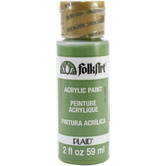 FolkArt Acrylic Paint 2oz - Fresh Cut Grass