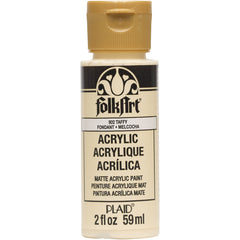 FolkArt Acrylic Paint 2oz - Taffy