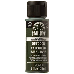 FolkArt Acrylic Paint 2oz - Thicket