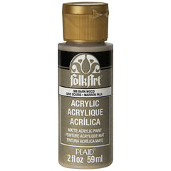 FolkArt Acrylic Paint 2oz - Barn Wood