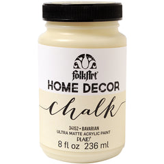 FolkArt Home Decor Chalk Paint 8oz - Bavarian