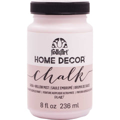 FolkArt Home Decor Chalk Paint 8oz - Willow Mist