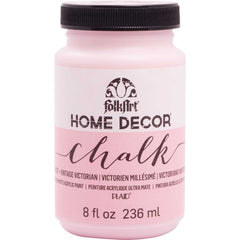 FolkArt Home Decor Chalk Paint 8oz - Vintage Victorian