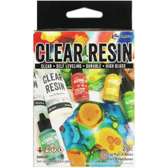 Ranger Clear Resin Kit - 2oz Resin & 2oz Hardener