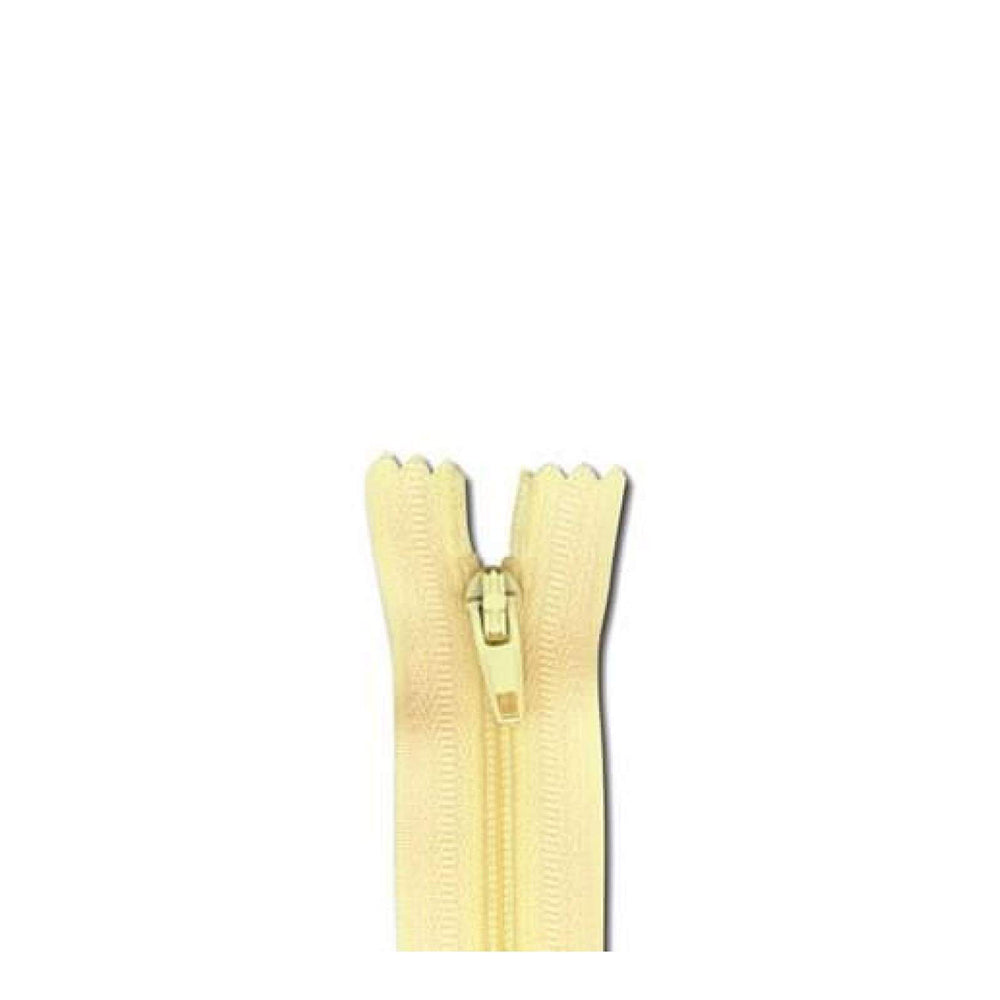 Junkitz - 12 Inches  Yellow Zipper