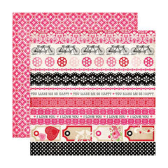 Echo Park - Love Story Collection - Scrapbooking Kit by Lori Whitlock 12x12