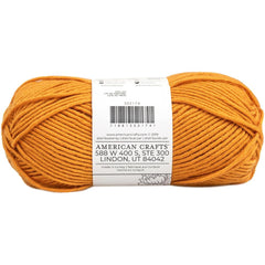 The Hook Nook Main Squeeze Yarn - Marigold Fields  100g