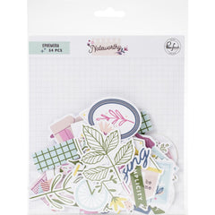 Pinkfresh Cardstock Die-Cuts Noteworthy