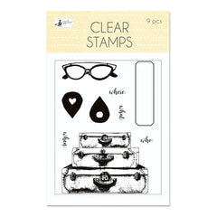 P13 Photopolymer Stamps 9 pack - Sunshine