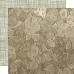 Kaisercraft Fallen Leaves Double-Sided Cardstock 12in x 12in - Crisp Air